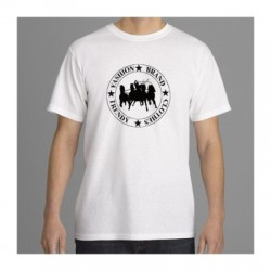 T-shirt étoilé Raftina Hommes