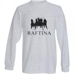 T-shirt Fille col rond avec...